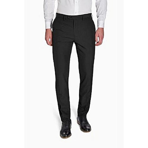 Men's Fashion Pant Trousers - Black