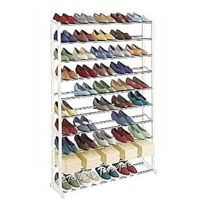 Generic 10 Layers Shoe Rack - Up To 50 Pairs Of Shoes