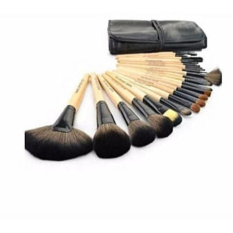 Generic Make Up Brush - 24 Pieces