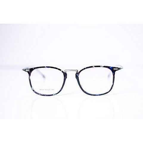 Retro Geek Vintage Nerd Frame Clear Lens Glasses