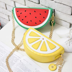 Half Fruit Female Bag