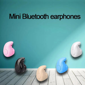 S530 Mini Wireless Bluetooth Earphone in Ear Sport with Mic Earphones Handsfree Headset Earphone Earphone