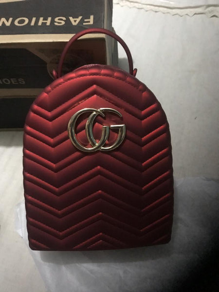 Gucci Fashion Backpack