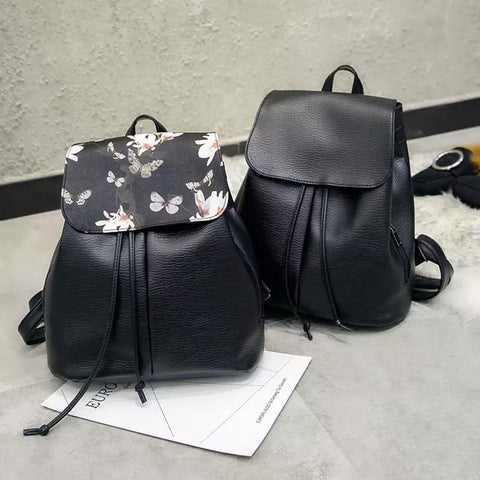 Female Exclusive Black Backpack