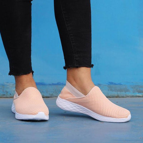 Women's Casual Breathable Slip On Sneakers