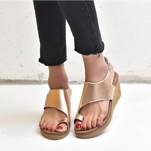 Women's Fashion Plus Size Daily Life Sandals
