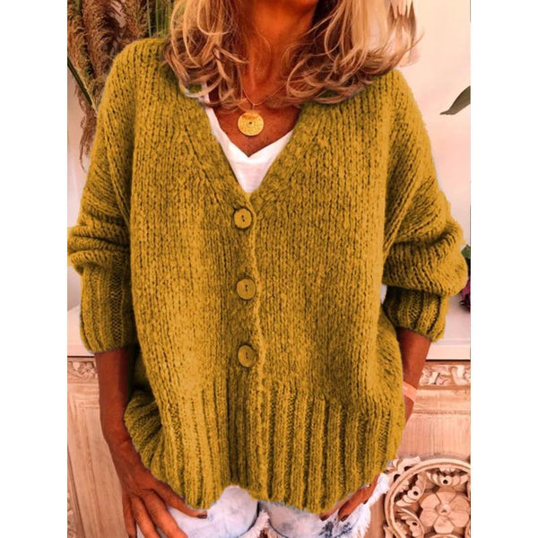 Women Plus Size Sweater Cardigans