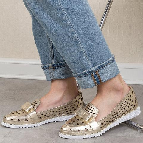 Summer Openwork Hollow-Out Comfortable Flats