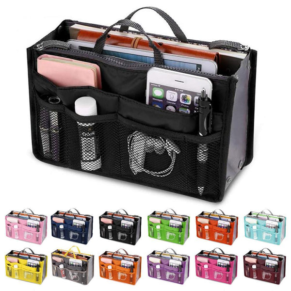 Multi-function Pocket Unisex Travel Handbag Makeup Organizer