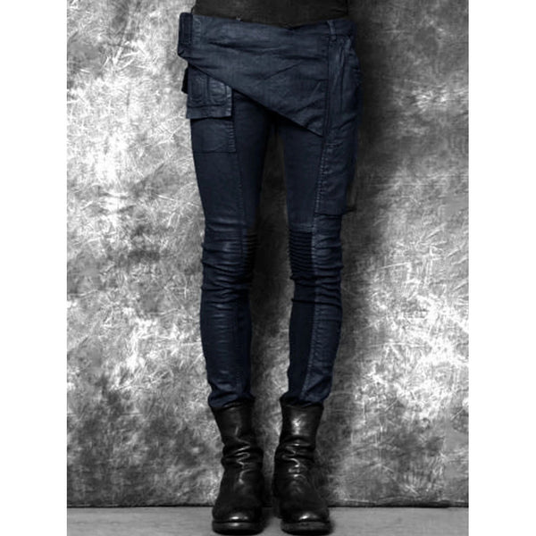 Casual Slim Vintage Pants