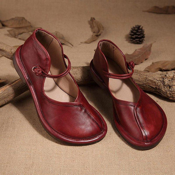 Women Casual Soft Flat Heel Shoes