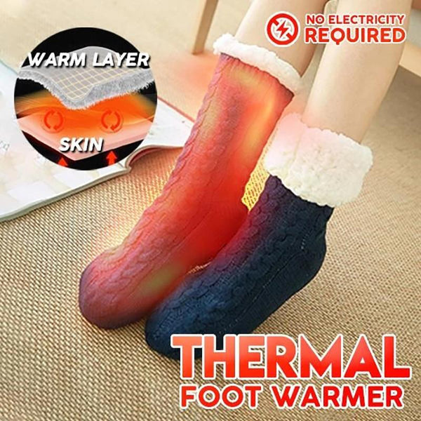 Winter Thermal Foot Warmer (1 Pair)
