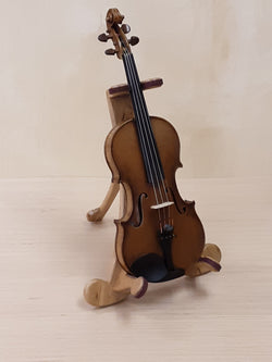Handmade Violin or Viola Tripod Stand - made in America