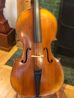 Pre-owned 4/4 Virtuoso Cello Outfit Geared Pegs