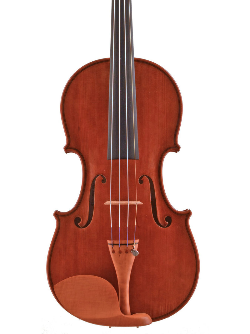 "Violin by Mark Benischek, 2018 (""The Atlas"")"
