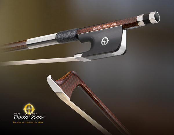 CodaBow Diamond NX Cello Bow