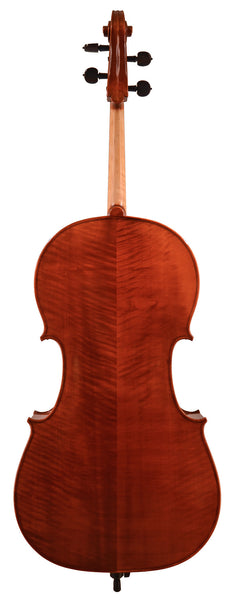 "West Coast Strings ""Rosalia"" 4/4 Cello Outfit"