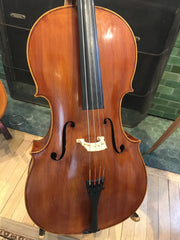 Preowned 4/4 Crescendo Cello 1857