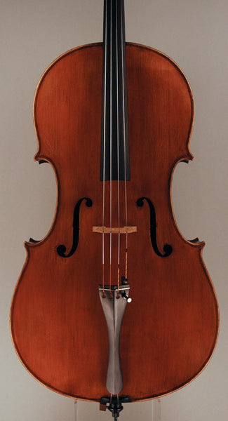 Cello by Marius Gyorke, Reghin 2008