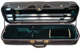 Ultra Deluxe Oblong Violin Case