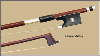 Charles Allard cello bow