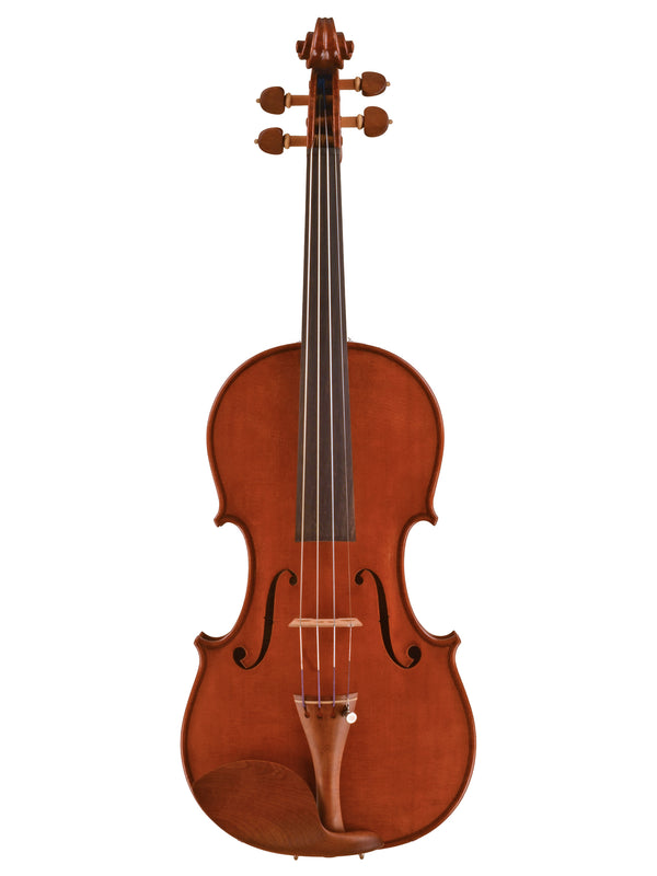 "Violin by Mark Benischek, 2019 (""The Atlas"")"
