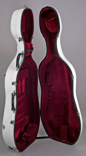 'Seconds' CHC500 Fiberglass Cello Case