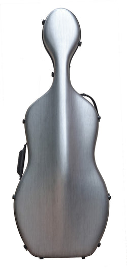 CHC600 Hybrid Fiberglass/Carbon Cello Case