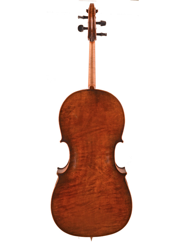 Antique German Cello, circa 1860