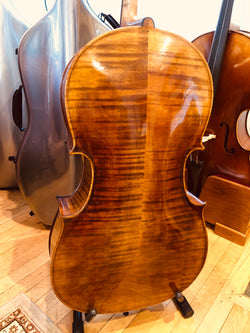 Michael Todd III Special Edition Cello - 100/50 year old wood!