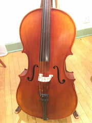 Preowned 1/2 Crescendo Cello