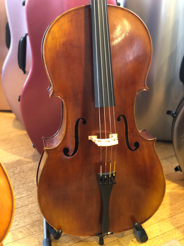 Pre-owned 4/4 Virtuoso Cello Outfit