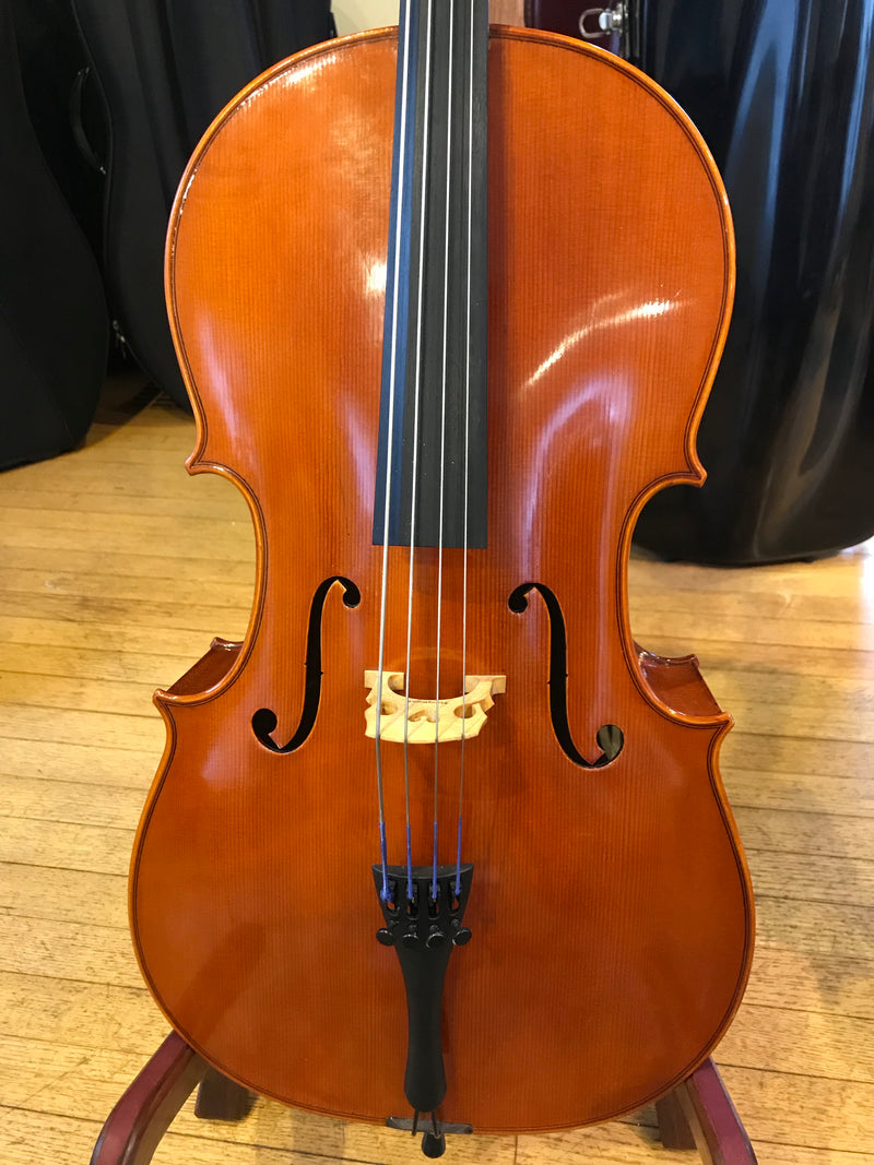 Pre-Owned 1/4 Crescendo Cello