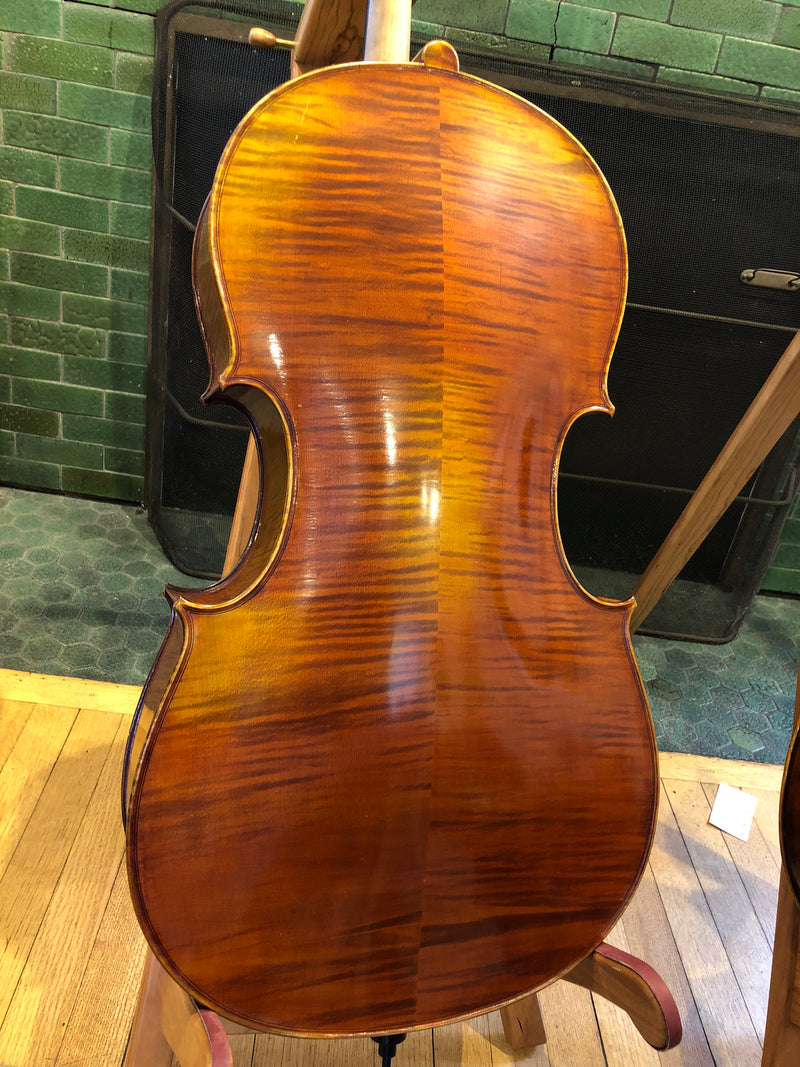 Pre-Owned 3/4 Virtuoso Cello with bow