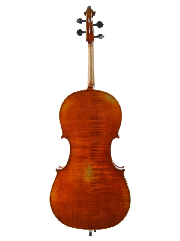 Pre-Owned Soloist III Cello with Great Upgrades