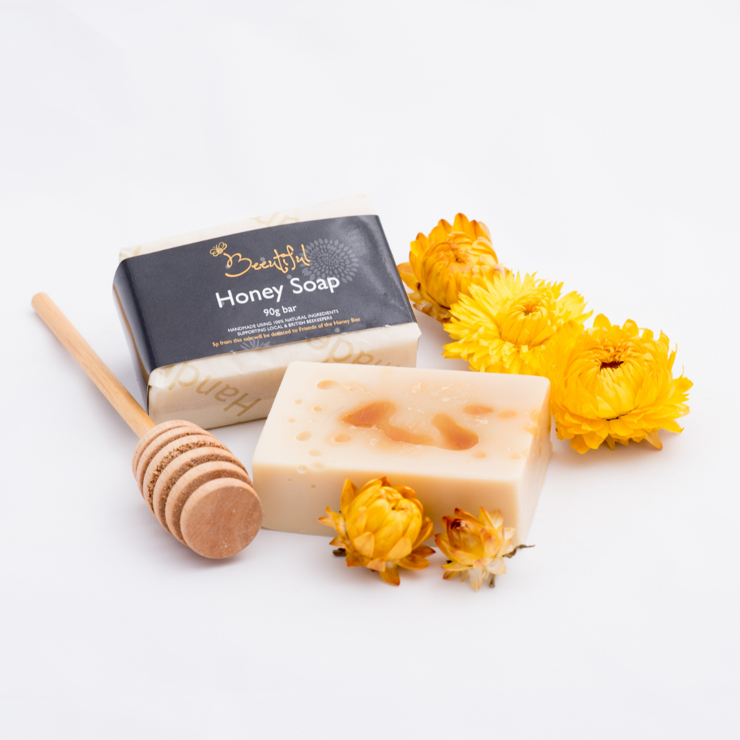 Honey Bee Caring Honey Soap