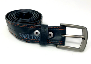 Recycled Bike Inner Tube Belt