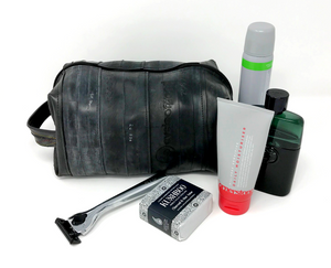 Recycled Bike Inner Tube Wash Bag