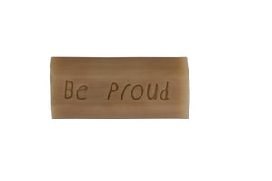 'Be Proud' - Rhubarb & Ginger Soap