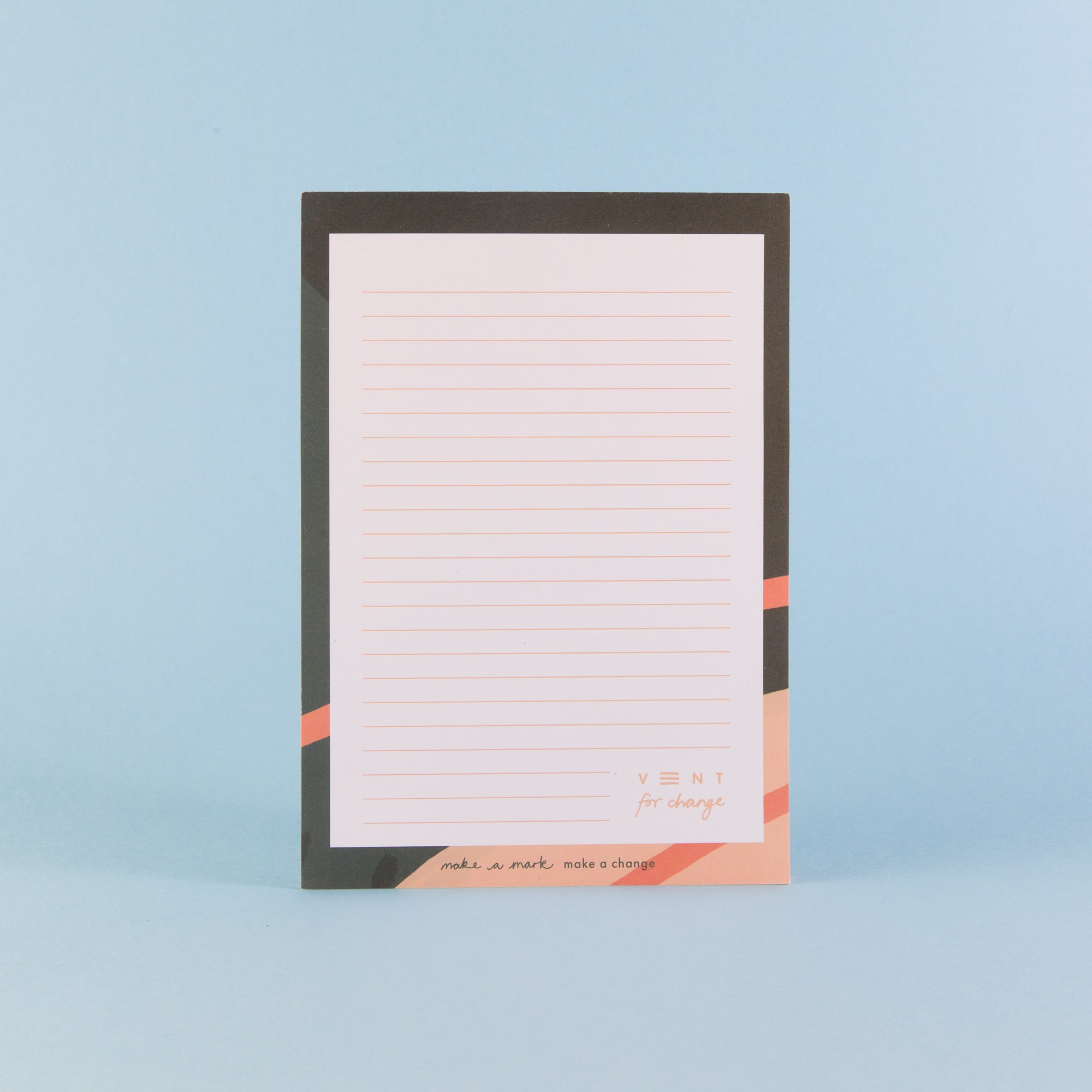 Recycled Ideas Notepad - Green