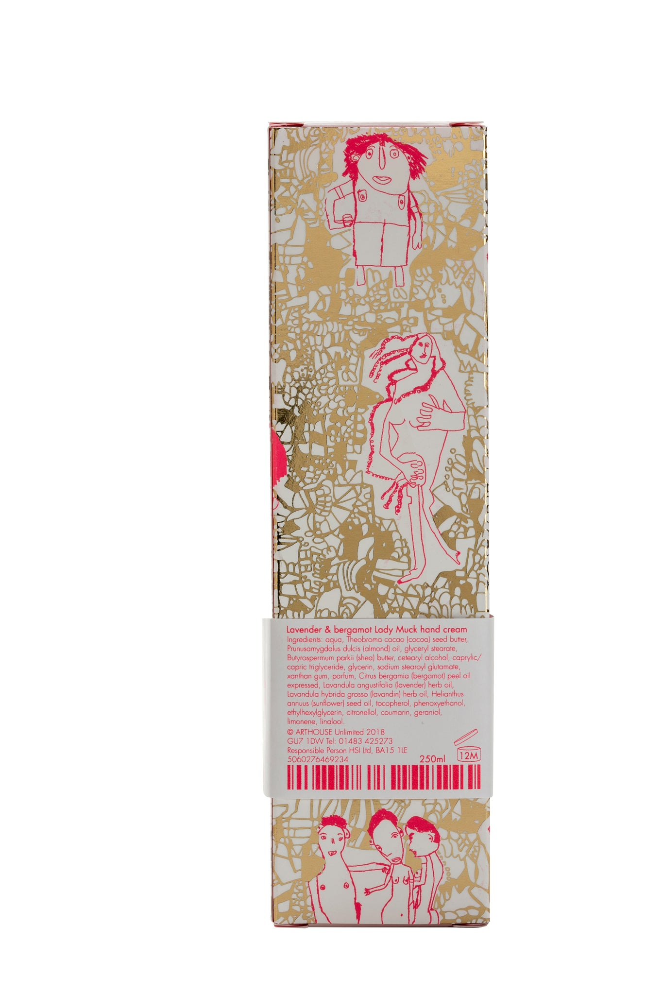 Lady Muck Hand Cream