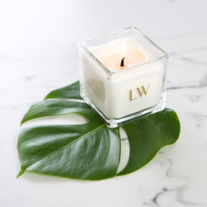 LoveWell Soy Wax  Massage Candle
