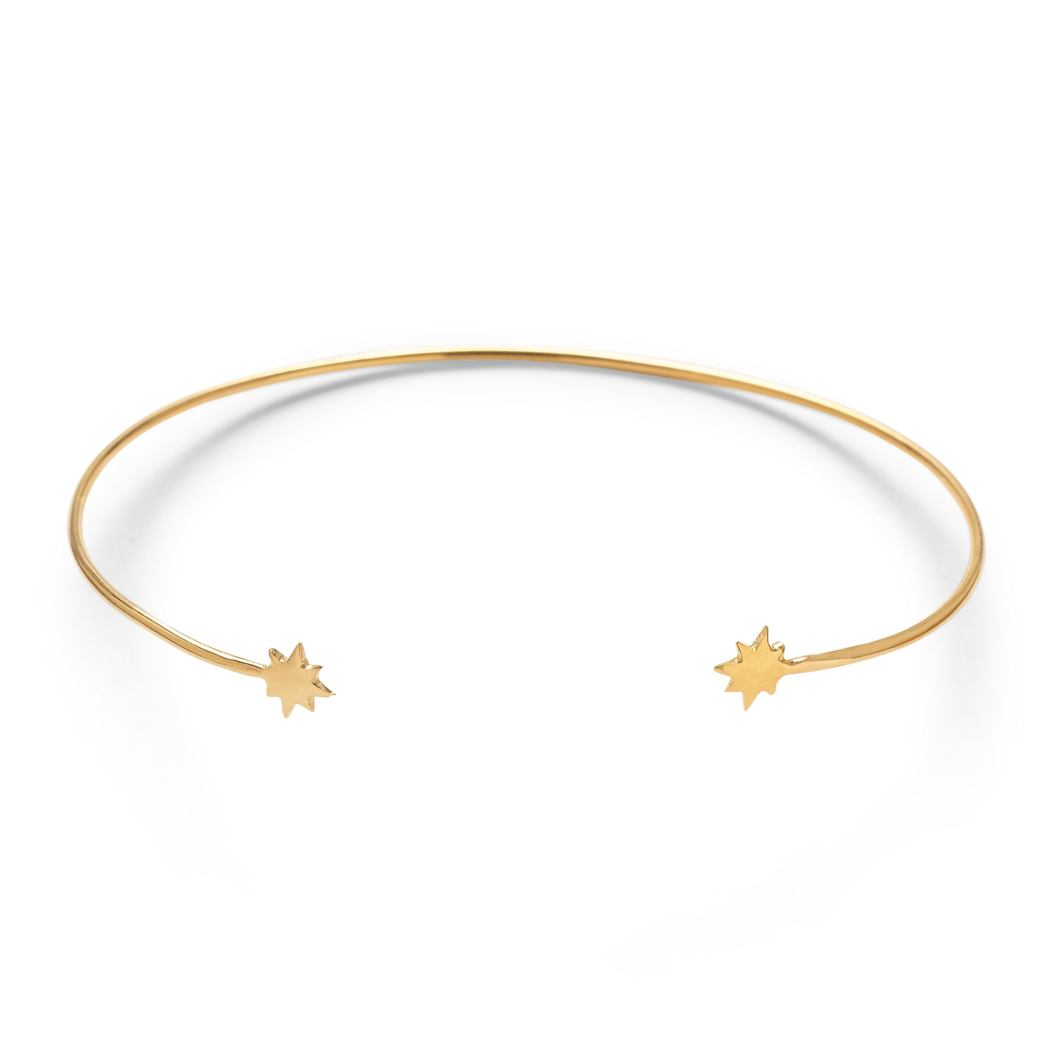 Gold 'Seema' Star Bracelet