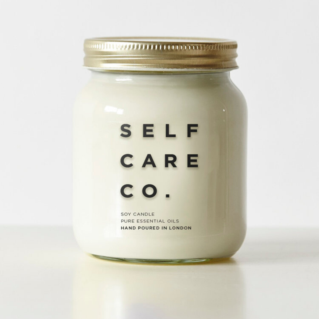 Eucalyptus & Peppermint Natural Soy Candle
