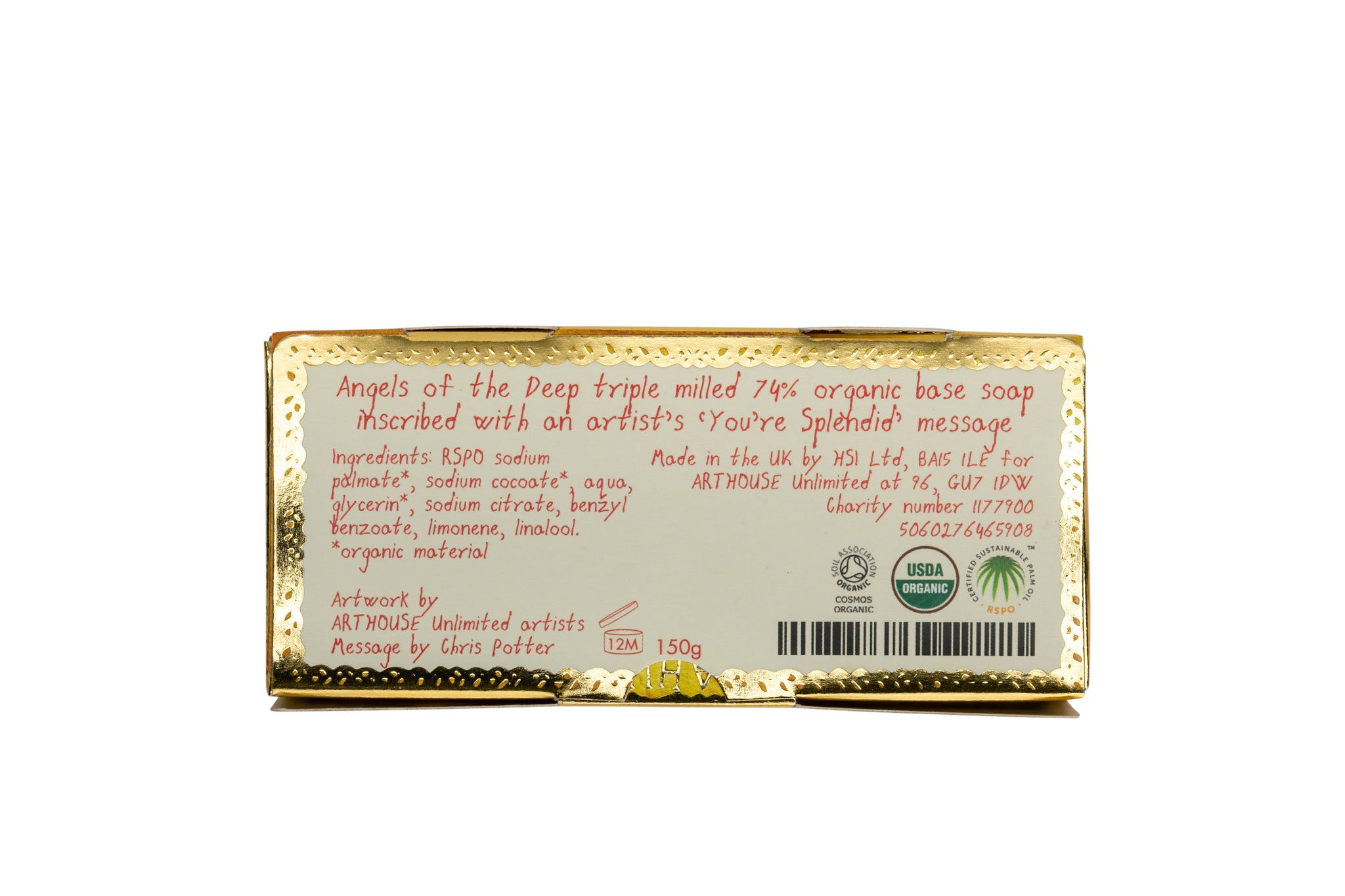 'You're Splendid' - Lavender & Citrus Soap
