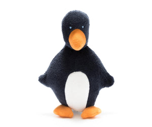 Organic Cotton Penguin Toy