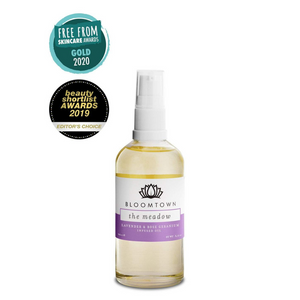 Body & Bath Oil - The Meadow (Lavender & Rose Geranium)