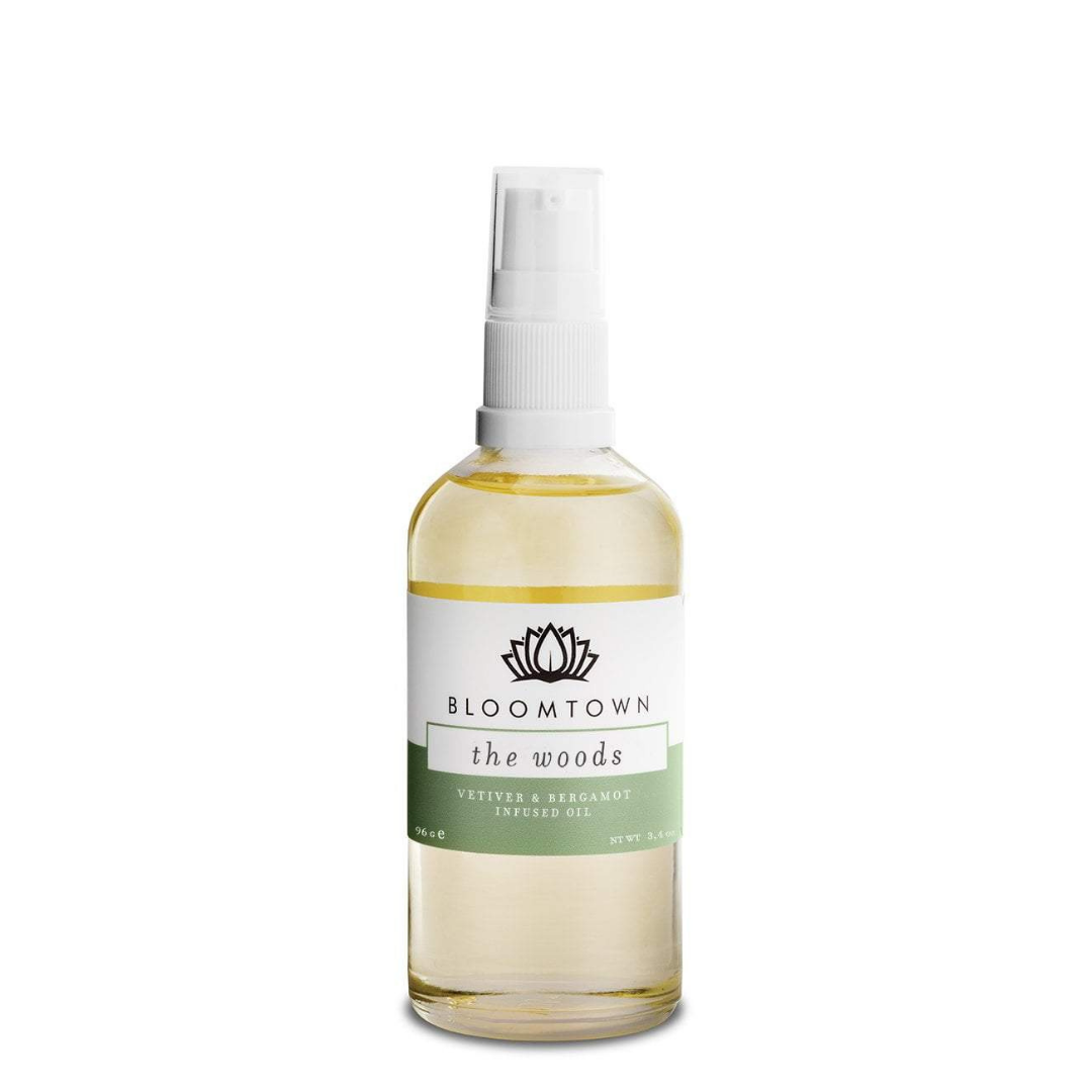 Body & Bath Oil - The Woods (Vetiver & Bergamot)