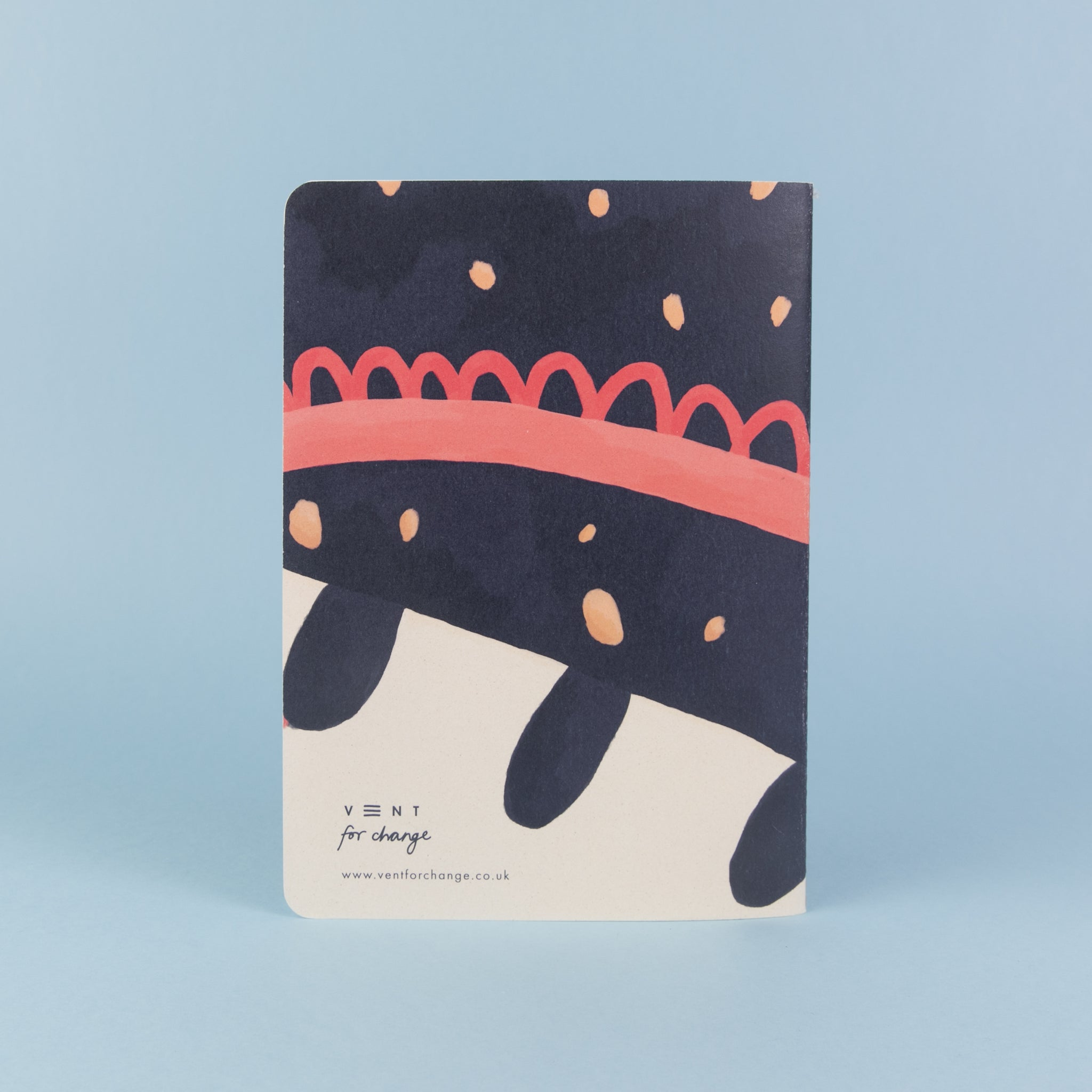 Recycled Soft Cover A5 Notebook – Ideas Blue