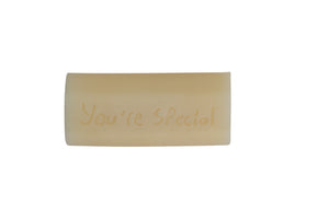 'You're Special' - Lime, Basil & Madarin Soap